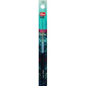 Heklenåler 0,75mm m/plasthåndt