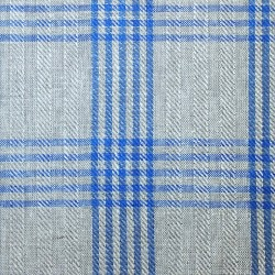 Halvlin, kobolt blå 150cm pr.m