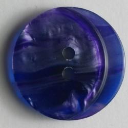 Knapp, 18mm lilla-melert