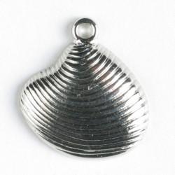 Anheng, 16mm sølv,skjell