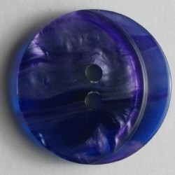 Knapp, 23mm lilla-melert