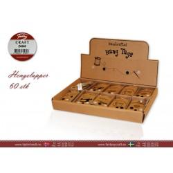 Hengelapper/Handmade   a 60stk